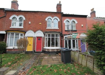 Thumbnail 3 bed terraced house for sale in Windermere Road, Handsworth