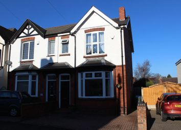 Thumbnail 4 bed semi-detached house for sale in Rooth Street, Wednesbury
