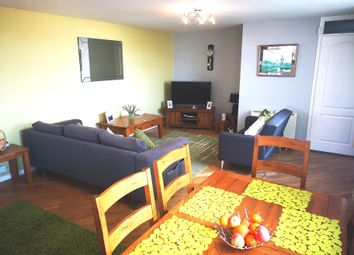 Thumbnail 3 bed flat for sale in Wickham Court, Gale Moor Avenue, Gosport