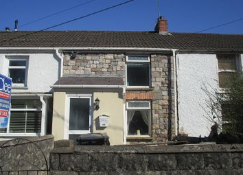 Thumbnail 2 bedroom terraced house for sale in Crown Cottages, Ystradgynlais, Swansea.