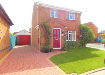 Thumbnail 3 bed detached house for sale in Nelson Way, Grimsby