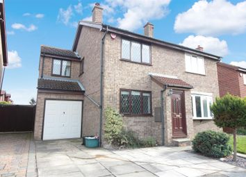 Thumbnail 3 bed semi-detached house for sale in Pinfold Way, Sherburn In Elmet, Leeds