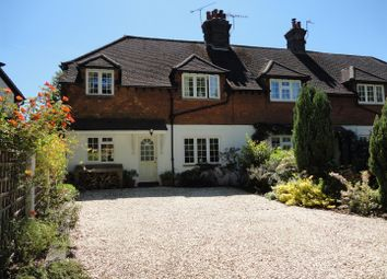 Thumbnail 4 bed semi-detached house for sale in Ridlands Lane, Limpsfield Chart, Nr. Oxted