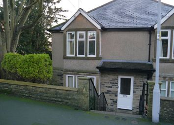 Thumbnail 1 bed flat to rent in Ashwell Road, Heaton, Bradford