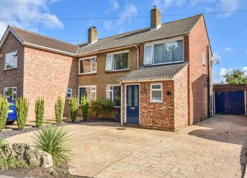 Thumbnail 3 bed semi-detached house for sale in Blackberry Road, Stanway, Colchester, Essex