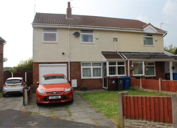 Thumbnail 3 bed semi-detached house for sale in Beattock Close, Liverpool, Merseyside