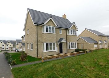 Thumbnail 3 bed end terrace house for sale in Parker Walk, Axminster