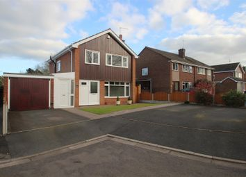 Thumbnail 3 bed property for sale in Wellington Road, Church Aston, Newport