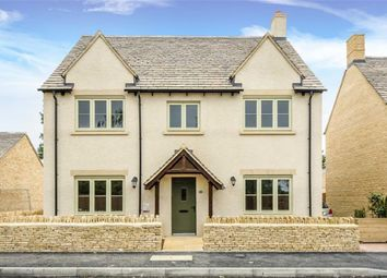 Thumbnail 4 bed link-detached house for sale in Ferrers Park, Lechlade, Gloucestershire