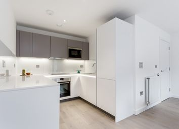 Thumbnail 1 bedroom flat to rent in Singapore Road, London