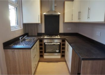 Thumbnail 3 bed terraced house for sale in Charlesworth Avenue, Nottingham