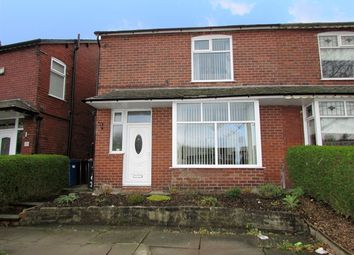 Thumbnail 3 bed semi-detached house for sale in 301 Walshaw Road, Bury
