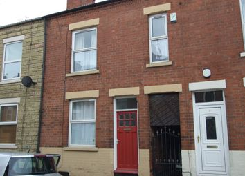 Thumbnail 3 bed property to rent in Westwood Road, Sneinton, Nottingham
