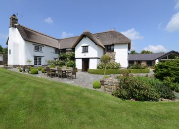Thumbnail 6 bed detached house for sale in Kings Nympton, Umberleigh