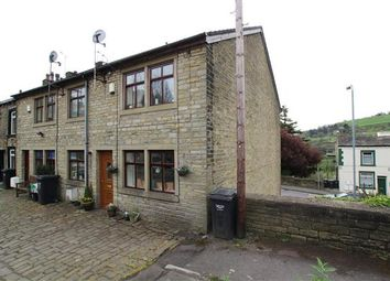Thumbnail 2 bed end terrace house for sale in Park Street, Sowerby Bridge