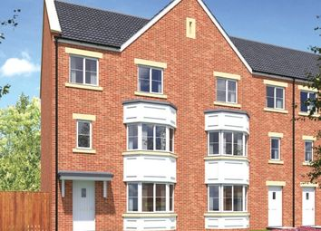 "Thumbnail 4 bed town house for sale in ""The Minster"" at Peases Cottages, South Terrace, Darlington"