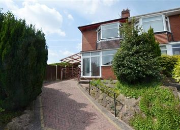 Thumbnail 2 bed semi-detached house for sale in Collis Avenue, Basford, Stoke-On-Trent