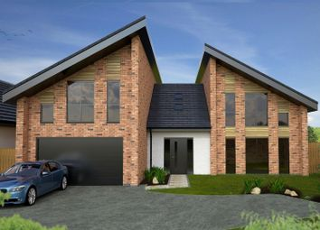 Thumbnail 5 bed detached house for sale in Sheepwalk Lane, Ravenshead, Nottingham
