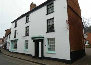 Thumbnail 1 bed flat to rent in Market Place, Brewood, Stafford