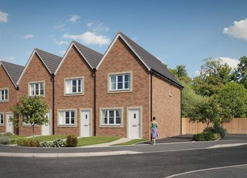 """Thumbnail 2 bed terraced house for sale in """"The Brockhill"""" at Walkers Lane, Whittington, Worcester"""