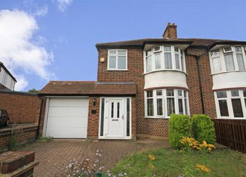 Thumbnail 3 bed property for sale in Roxborough Avenue, Isleworth