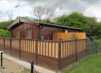 Thumbnail 2 bed lodge for sale in 'serendipity' Skegness Road, Burgh Le Marsh, Skegness, Lincolnshire