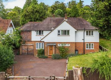 Thumbnail 4 bed detached house for sale in Roman Road, Dorking