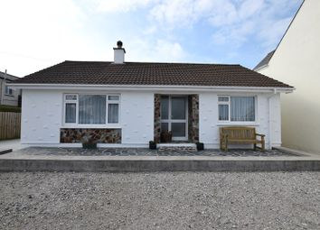 Thumbnail 2 bed detached bungalow for sale in Newquay Road, Goonhavern, Truro