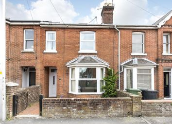 Thumbnail 3 bedroom terraced house to rent in Cranworth Road, Winchester, Hampshire