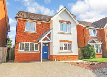 4 bed detached house for sale in Fennel Drive, Biggleswade, Bedfordshire SG18