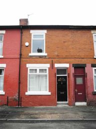 Thumbnail 2 bed terraced house for sale in Driffield Street, Rusholme, Manchester