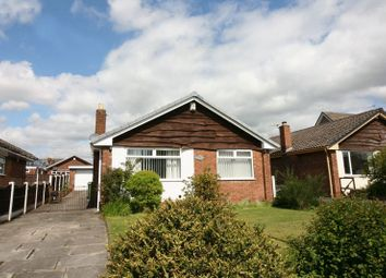 Thumbnail 2 bed detached bungalow for sale in Gilda Road, Worsley, Manchester
