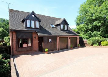 Thumbnail 5 bed detached house for sale in Overdown Road, Tilehurst, Reading, Berkshire