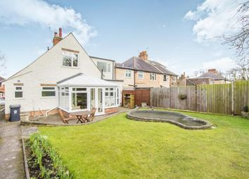 Thumbnail 3 bed detached house for sale in Plantation Avenue, Aylestone, Leicester, Leicestershire