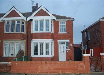 Thumbnail 3 bed property to rent in Johnsville Avenue, Blackpool