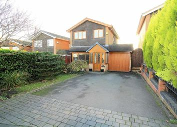 Thumbnail 3 bed detached house for sale in Himley Gardens, The Straits, Lower Gornal
