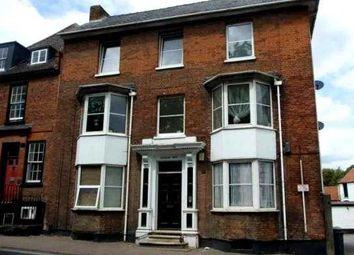 Thumbnail 2 bed flat for sale in Stockbridge House, High Street, Newmarket