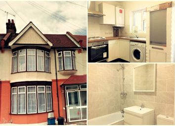 Thumbnail 3 bed flat to rent in Cowley Road, Ilford, Essex