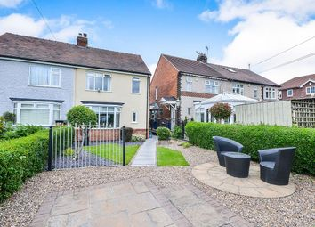 Thumbnail 3 bed semi-detached house for sale in Nottingham Road, Selston, Nottingham