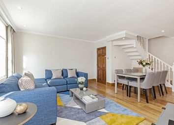 Thumbnail 2 bed flat to rent in St. Mary Abbots Court, Warwick Gardens, Kensington, London