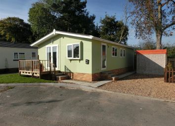 Thumbnail 3 bed mobile/park home for sale in Ashby Road, Sinope, Coalville
