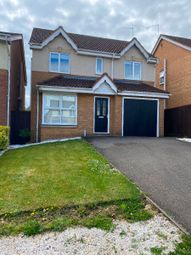 Thumbnail 4 bed detached house to rent in Merefields, Irthlingborough, Wellingborough