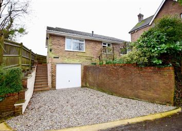 Thumbnail 3 bed detached bungalow for sale in Pilmer Road, Crowborough, East Sussex