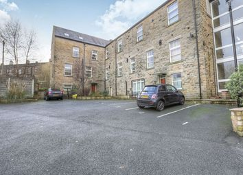 Thumbnail 1 bed flat for sale in Ewart Court, Hadfield, Glossop