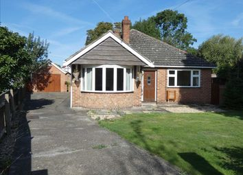 Thumbnail 3 bed detached bungalow for sale in Chapel Garth, Tetney, Grimsby
