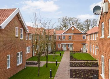 Thumbnail 2 bed semi-detached house for sale in Thorndon, Eye, Suffolk