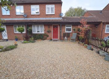 Thumbnail 3 bedroom semi-detached house for sale in Challacombe, Furzton, Milton Keynes