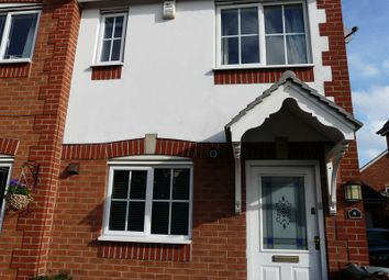 Thumbnail 2 bed semi-detached house to rent in Meadow Brown Road, Nottingham