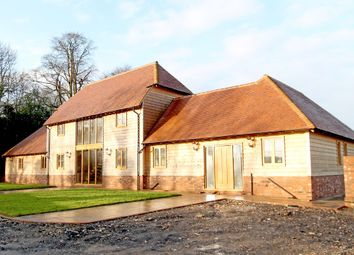 Thumbnail 6 bed barn conversion for sale in Five Ashes, Mayfield