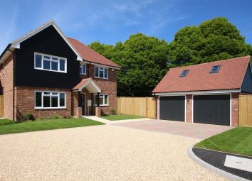 Thumbnail 5 bed detached house for sale in The Paddock, Timbers Lane, Nuffield
